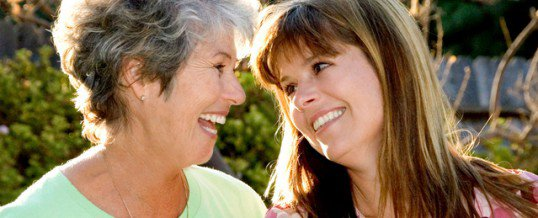 Celebrate Mom by Talking with Her about Her Future