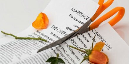 Effect of Divorce on Your Will, Trust, and Beneficiary Forms