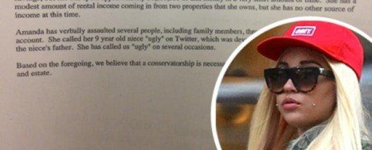 Amanda Bynes' Parents Seek Conservatorship